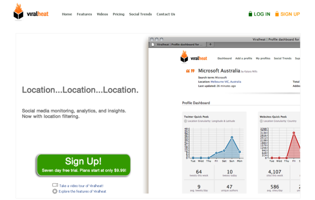 viralhost-homepage