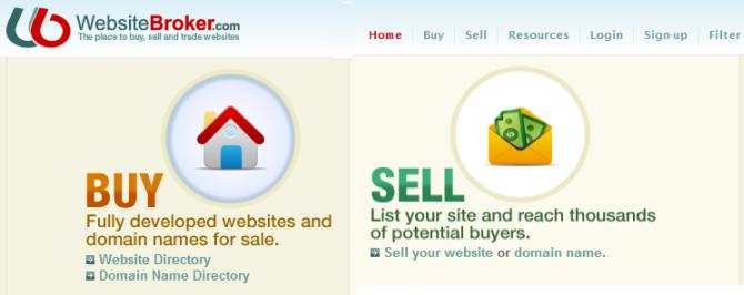 website-broker