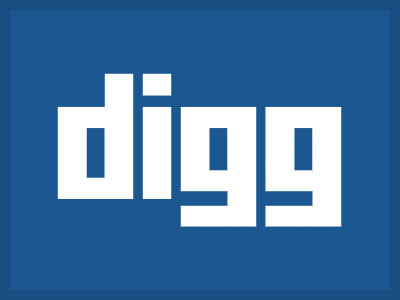 Digg Has Been Ransacked and Sprayed with Graffiti