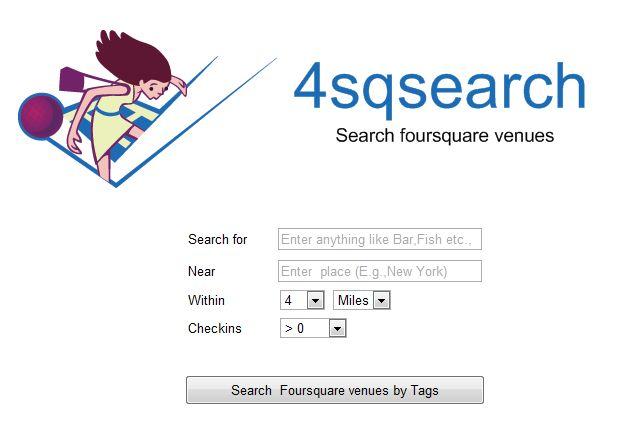 FourSquare Search