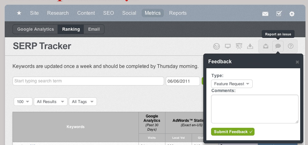 Raven Feedback Feature Yahoo! Site Explorer Closing: What Other Link Intelligence Tools Are There?