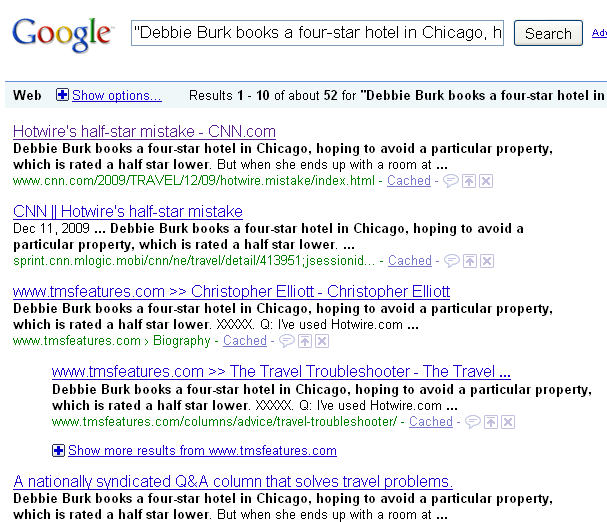 results-google