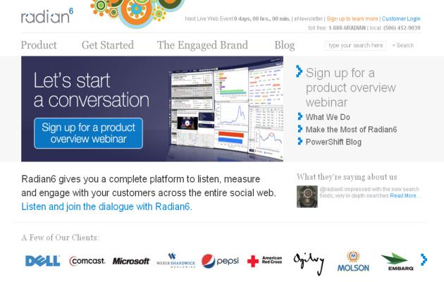 radian6-homepage