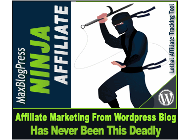 MaxBlogPress Ninja Affiliate Review