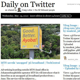 How to Use Paper.li – The Daily Twitter Newspaper