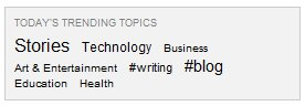 Paper.li Trending Topics