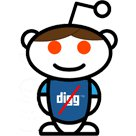 Digg vs. Reddit – Interesting Numbers After Version 4 Goes Live