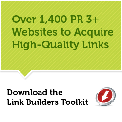 Link Builders Toolkit v2.0 Launch w/ Special Offer