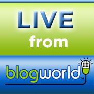 Live from Blog World Expo 2010: From Blog to Book