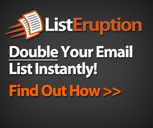 List Eruption Launch Week: List Building Essentials – Tip #2