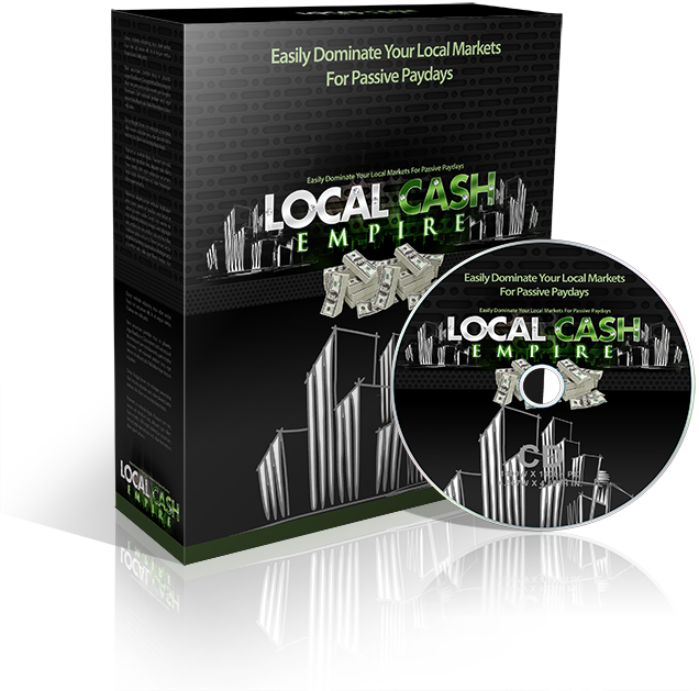 Local Cash Empire Software + Training (New Local Marketing WSO Launched Today)