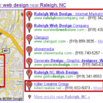 How is Google Ranking the Local 7-Pack Listings?
