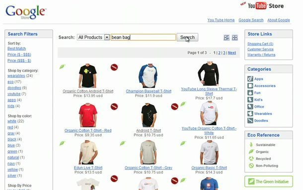 Google Commerce Search Improves the Online Shopping Experience