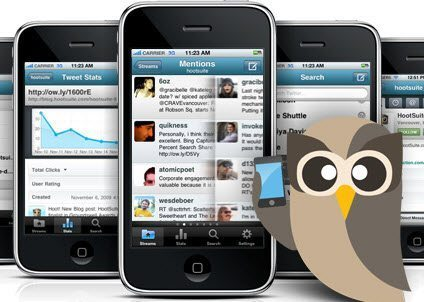 Hootsuite Releases Their Much Anticipated iPhone App