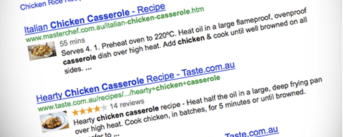 Google Rich Snippets – What They Are and Why You Should Use Them On Your Site