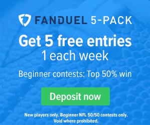 FanDuel Daily Fantasy Sports Promo